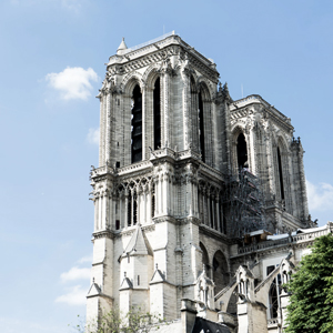Preserving Notre Dame through Virtual Reality